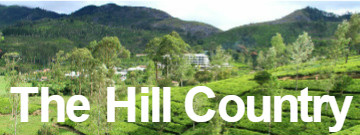 The Hill Country of Sri Lanka