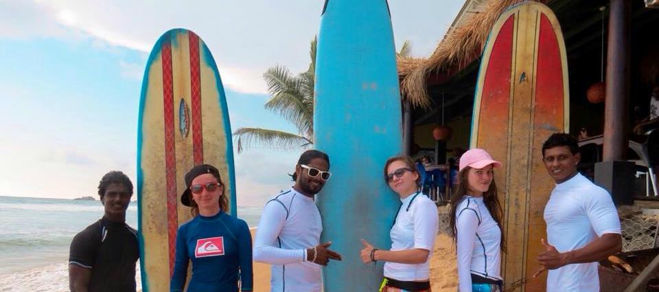 Hikka Surf Club