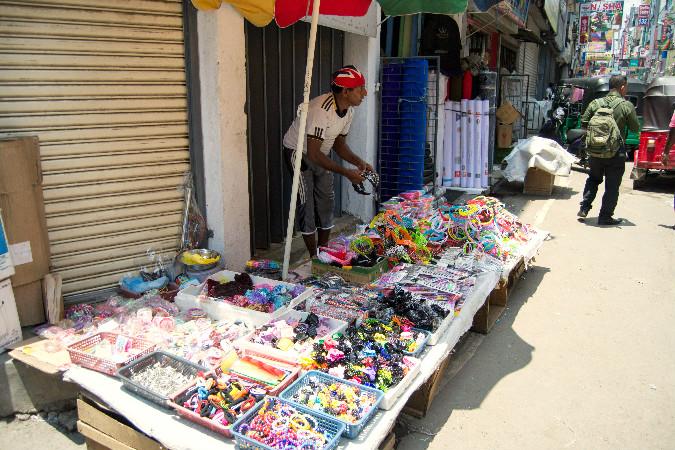 Pettah in Colombo, Sri Lanka