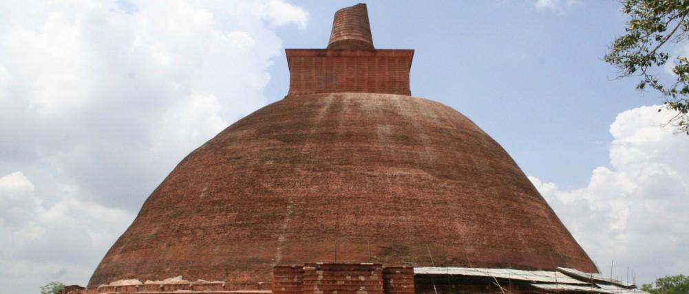 Anuradhapura Buddhist Temple
