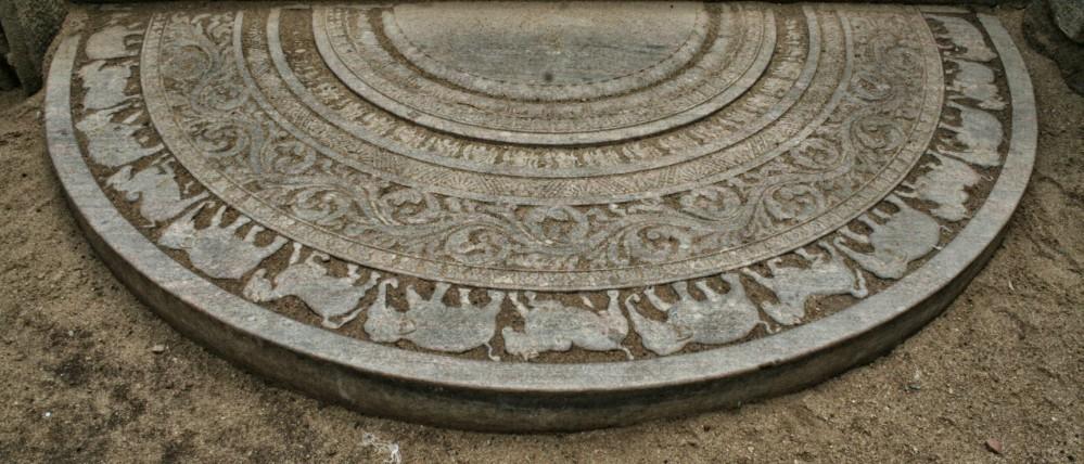Anuradhapura Moonstone
