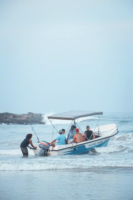 Bentota Boat Trips